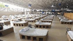 বিশ্বের সবচেয়ে বড় করোনা হাসপাতাল চালু হলো দিল্লিতে