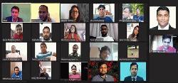 অল ইউরোপ বাংলাদেশ প্রেসক্লাবের সাধারন সভা অনুষ্ঠিত