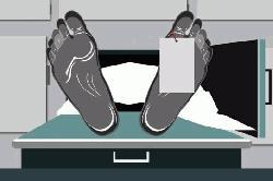 রাজশাহীতে বাসের ধাক্কায় ট্রলিচালক নিহত