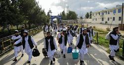 কারাগার থেকে ৪০০ তালেবানকে মুক্তি দিল আফগানিস্তান