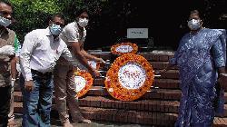 শিল্পী এসএম সুলতানের ৯৬ তম জন্মবাষির্কী পালিত
