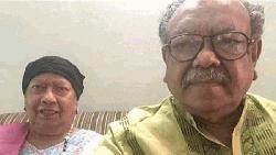 সাবেক স্বাস্থ্যমন্ত্রী আ ফ ম রুহুল হকের সহধর্মিণী মারা গেছেন