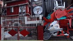 ফেনীতে জয়নাল হাজারীর বাড়িতে গুলি, ভাঙচুরের অভিযোগ