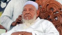হাসপাতালে ভর্তি আল্লামা আহমদ শফী