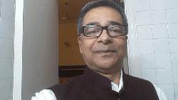 দিল্লির হাসপাতালে ভর্তি সাংবাদিক ফরিদ হোসাইন