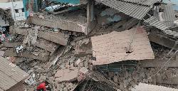 ভারতে তিনতলা ভবন ধসে ১০ জন নিহত