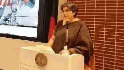 পারমাণবিক শক্তির শান্তিপূর্ণ ব্যবহার করছে বাংলাদেশ : রাবাব ফাতিমা