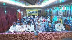 রায়পুরে রাজমিস্ত্রীদের সাথে  বিএসআরএম স্টীলের বার্ষিক সমাবেশ অনুষ্ঠিত