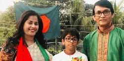 অভিনেতা আজিজুল হাকিম সপরিবারে করোনা আক্রান্ত