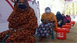 কুড়িগ্রামে ২ হাজার নারীকে স্বাস্থ্যসম্মত উপকরণ বিতরন
