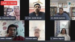 তিতুমীর কলেজ সাংবাদিক সমিতির রচনা প্রতিযোগিতার উদ্বোধন