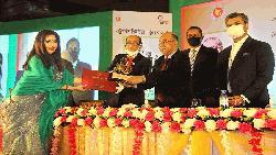 'রাষ্ট্রপতির শিল্প উন্নয়ন পুরস্কার ২০১৮' পেলো বিএটি বাংলাদেশ