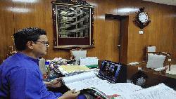 মোংলা বন্দর অর্থনীতিতে ব্যাপক ভূমিকা রাখবে : নৌ প্রতিমন্ত্রী
