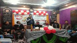 ভৈরবে বিশ্ববিদ্যালয় ছাত্র সংসদের ৩৯তম প্রতিষ্ঠাবার্ষিকী উদযাপন