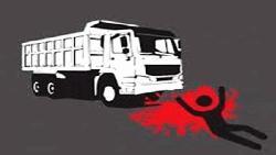 নরসিংদীতে ট্রাক চাপায় মোটরসাইকেল চালক নিহত