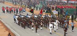ভারতের প্রজাতন্ত্র দিবস প্যারেডে বাংলাদেশ সশস্ত্র বাহিনীর অংশগ্রহণ