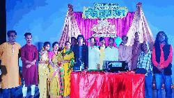 কুমিল্লার নজরুল ইন্সটিটিউটে বসন্ত বরণ উৎসব