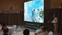 নয়াদিল্লির বাংলাদেশ হাই কমিশনে ঈদুল আজহা উদযাপন