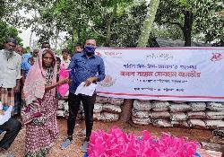 গরিবদের জন্য ২০০ স্থানে কোরবানি বসুন্ধরা গ্রুপের এমডির