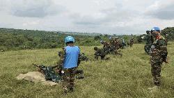 কঙ্গো সেনাবাহিনীর সক্ষমতা বাড়াতে বাংলাদেশি শান্তিরক্ষীদের প্রশিক্ষণ