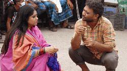 'ভাঙন' সিনেমায় মৌসুমী-প্রাণ রায়