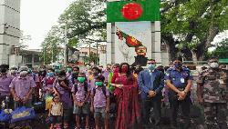 ভারতে আটক ৩৭ নারী ও শিশুকে বাংলাদেশে পাঠানো হলো