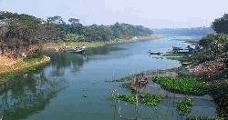 হবিগঞ্জে দখল-দূষণে হুমকির মুখে নদ-নদী
