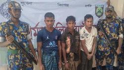 'মুহিবুল্লাহ হত্যাকাণ্ডে ১৯ রোহিঙ্গা সন্ত্রাসী অংশ নেয়'